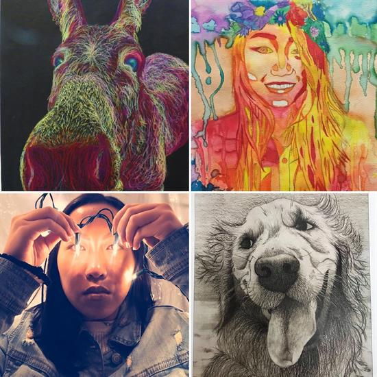 2016-2019 NC10 Art Competition Winners